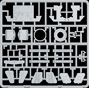 Content box 37002 T-44M SOWJETISCHEN MITTELTANK