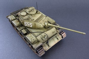 Photos 37002 T-44M SOVIET MEDIUM TANK