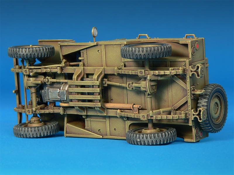 35014 U.S. TRUCK BANTAM 40 BRC w/CREW