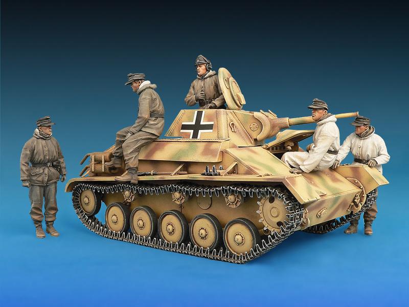 35026 Pz.Kpfw. T-70 743 mit Besatzung