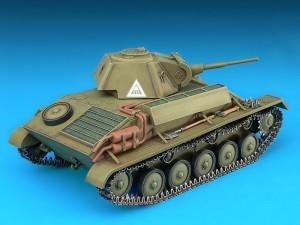 Photos 35030 苏联轻型坦克T-70M 晚期型