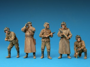 Photos 35037 SOVIET SELF-PROPELLED GUN CREW