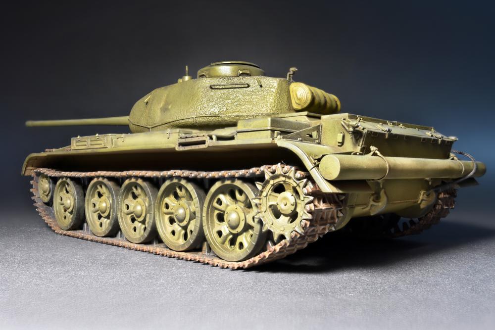 37002   ソビエトT-44M中戦車