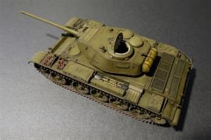 Photos 37002 T-44M 苏联中型坦克
