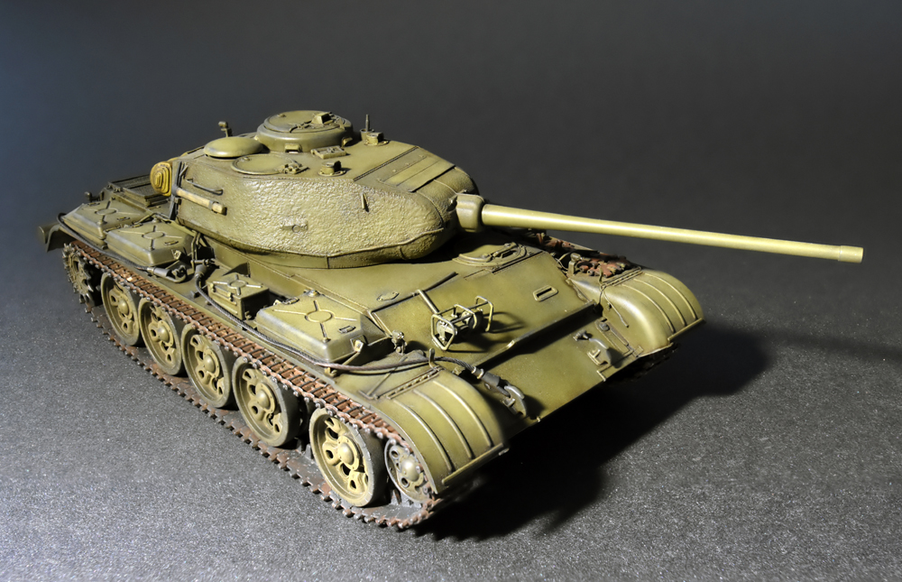 37002 Т-44М СОВЕТСКИЙ СРЕДНИЙ ТАНК