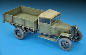 Photos 35134 GAZ-MM Mod.1943 货运卡车