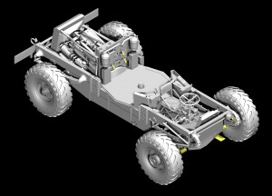 3D renders 35152 AEC Mk.I ARMORED AUTO