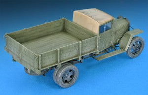 Photos 35134 GAZ-MM Mod.1943 LASTWAGEN