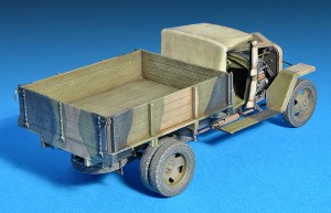 Photos 35130 GAZ-MM Mod.1941 1.5t LASTWAGEN