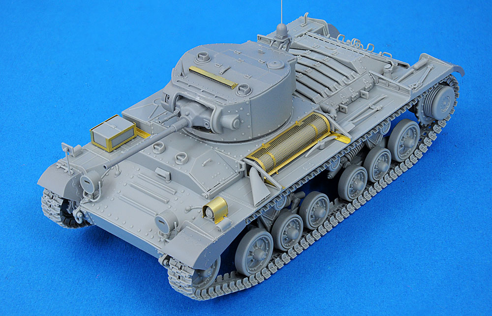 35123 VALENTINE Mk. VI CANADIAN – BUILT EARLY PROD.