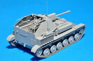 Photos 35143 SU-76M SOVIET SELF-PROPELLED GUN w/CREW