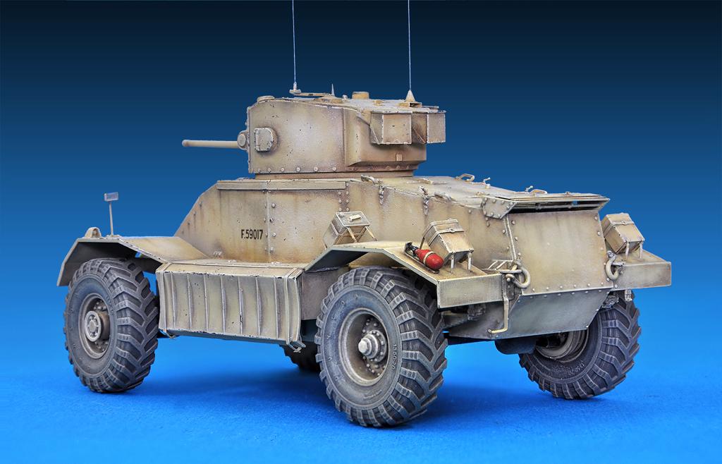 35152 AEC Mk.I ARMOURED CAR