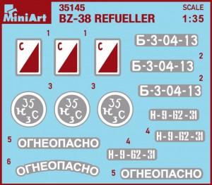 Content box 35145 BZ-38 REFUELLER