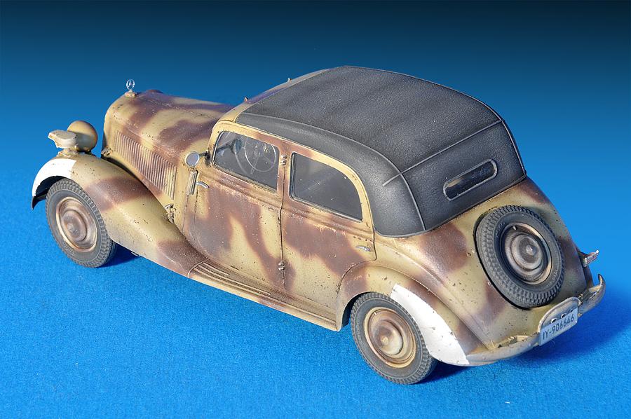 35103 MB TYP 170V Cabrio Saloon