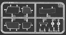 Content box 35107 НЕМЕЦКИЙ ШТАБНОЙ АВТОМОБИЛЬ Тип 170V Кабриолет