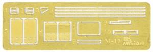 Content box 35142 MB 1500Sドイツ軍  4X2カーゴトラック