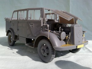 Photos 35147 L1500A (Kfz.70) GERMAN PERSONNEL CAR