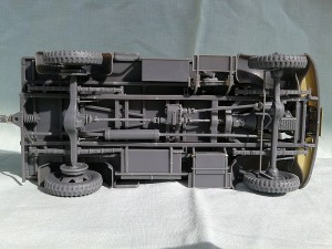 Photos 35147ドイツ軍 L1500A Kfz.70兵員輸送車