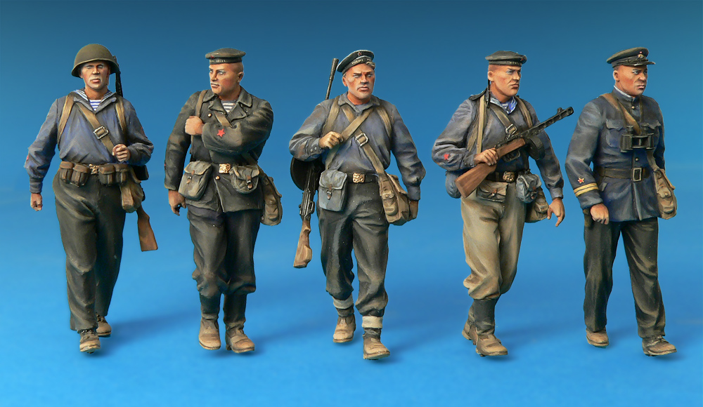 35094 SOVIET NAVAL TROOPS SPECIAL EDITION