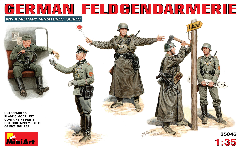 GERMAN FELDGENDARMERIE