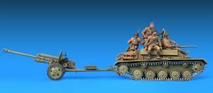 Photos 35056 SOVIET T-70M & ZIS-3 w/CREW