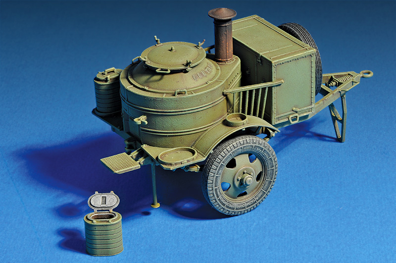 MiniArt 35061 Sowjetische Feldk/üche KP-42