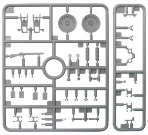 Content box 35074 野狗MK.II轮式装甲侦察车及乘员