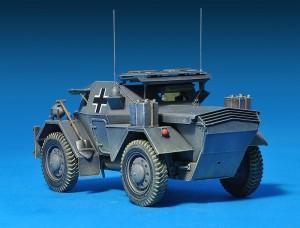 Photos 35074 野狗MK.II轮式装甲侦察车及乘员