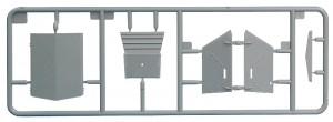 Content box 35082 LEICHTER Pz.kpfw. 202(e) w/CREW DINGO Mk.I