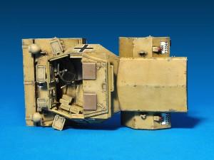 Photos 35082 LEICHTER Pz.kpfw. 202(e) w/CREW DINGO Mk.I