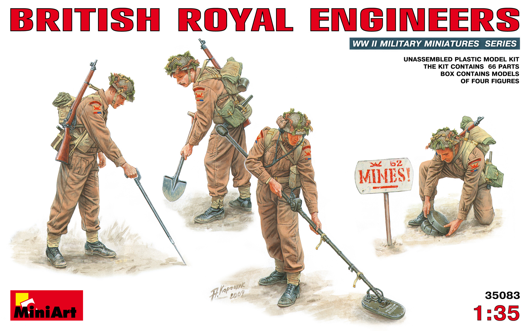 35083 BRITISH ROYAL ENGINEERS