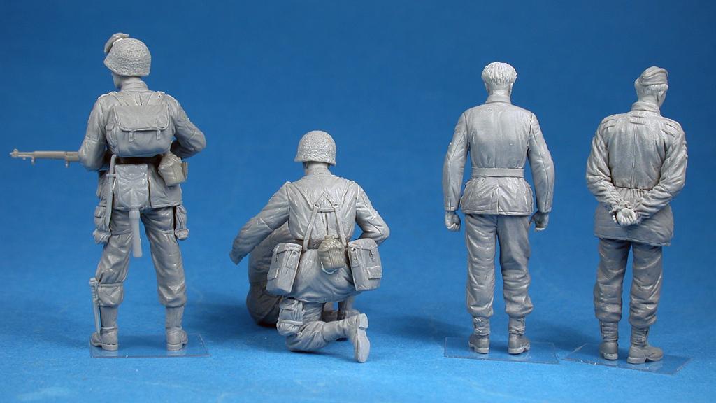35089 美国第101空降师 诺曼底1944