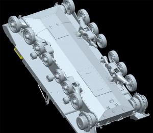 3D renders 35092 VALENTINE Mk.IV ROTE ARMEE MIT CREW