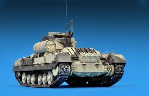 Photos 35096 BRITISH INFANTRY TANK Mk.III VALENTINE II  w/CREW