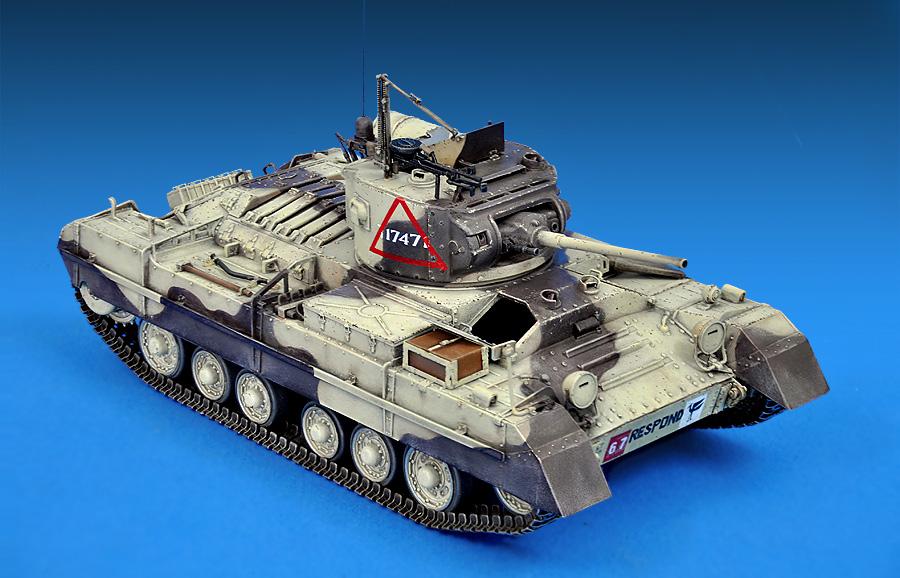 35096 瓦伦丁II Mk.3 英国步兵坦克
