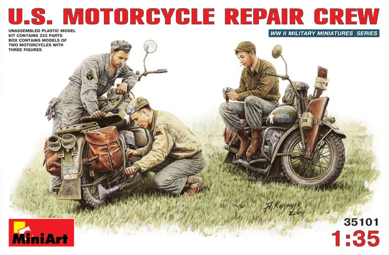 35101 U.S. MOTORCYCLE REPAIR CREW