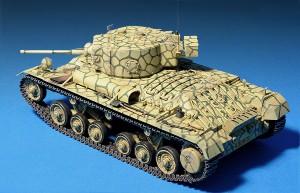Photos 35106 瓦伦丁V Mk.3 英国步兵坦克