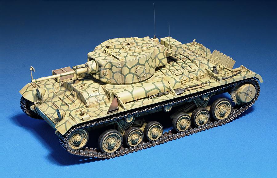 35106 瓦伦丁V Mk.3 英国步兵坦克