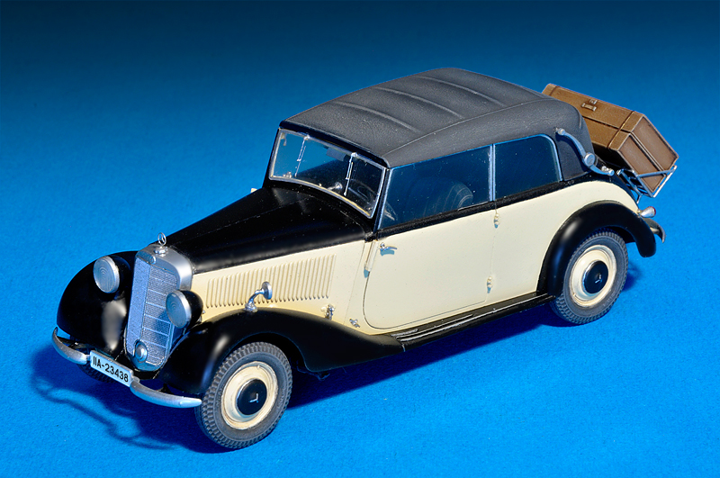 35107 GERMAN CAR TYPE 170V Cabriolet B.
