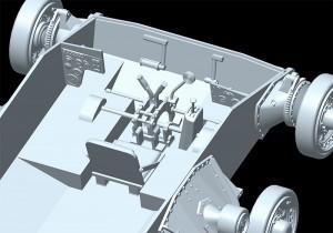 3D renders 35106 瓦伦丁V Mk.3 英国步兵坦克