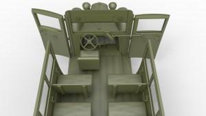 3D renders 35149 GAZ-03-30 Mod. 1938
