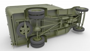 3D renders 35149 СОВЕТСКИЙ АВТОБУС ГАЗ 03-30 обр. 1938 г.