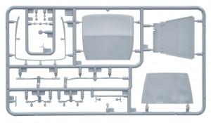 Content box 35134GAZ-MM Mod.1943 カ-ゴトラック フィギュア2体付