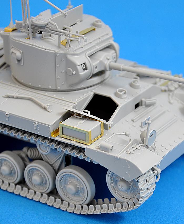 35092 VALENTINE Mk.IV RED ARMY w/CREW