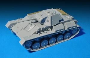 Photos 35194 T-70M SOVIET LIGHT TANK w/CREW. SPECIAL EDITION