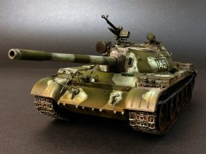 Photos 37011 T-54B SOWJET MEDIUM TANK. FRÜHERE PRODUKTION INNENKIT