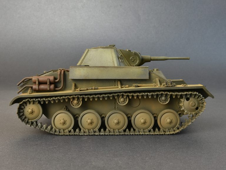 35194T-70M軽戦車 ソビエト戦車兵5体付(特別版)