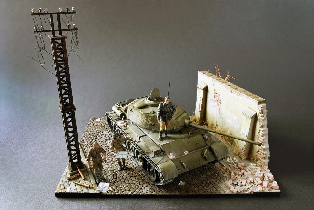 35193 T-44ソビエト中戦車