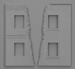 Content box 36019 NORMANDY CROSS-ROADS DIORAMA