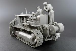 Photos 35225 曳航ウインチ&乗組員特別編とアメリカのトラクター